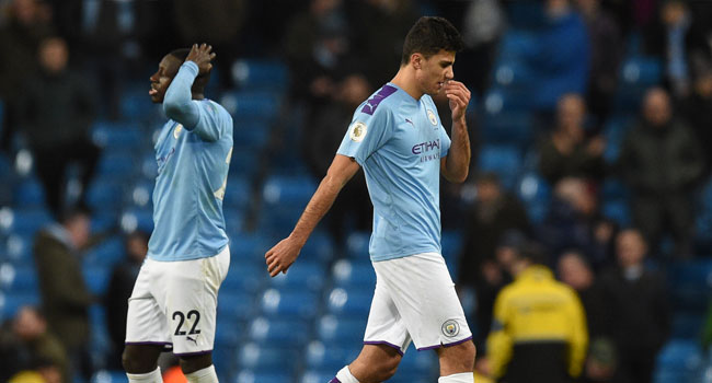 Mendy Gives Up On Title Chase, Says City Can Still Thrive
