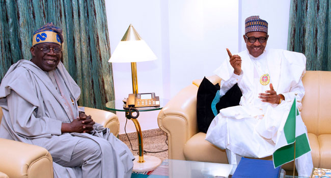 Tinubu Asks Nigerians To Focus On Nation-Building, Not Buhari's Successor