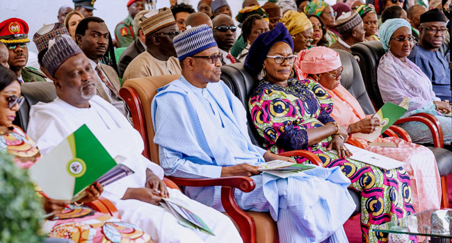 Buhari Pledges To Sustain Efforts To End Child Marriage