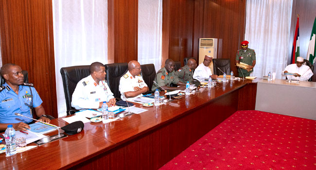 FG Willing To Fund Community Policing, Says Chief Of Air Staff