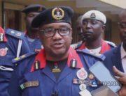 NSCDC State Commandant in Adamawa, Nurudeen Abdullahi