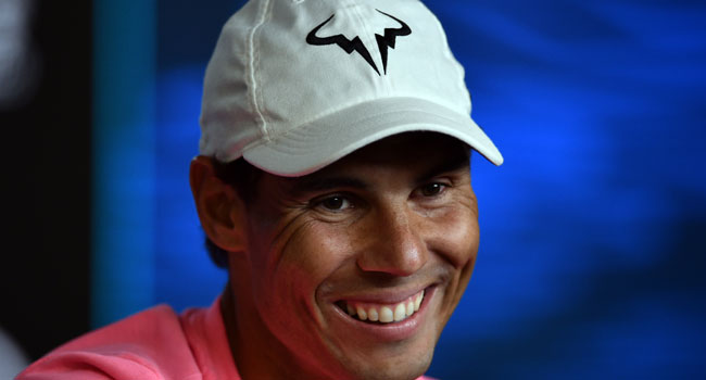 'Passion, Love' – Rafael Nadal Shares Success Tips