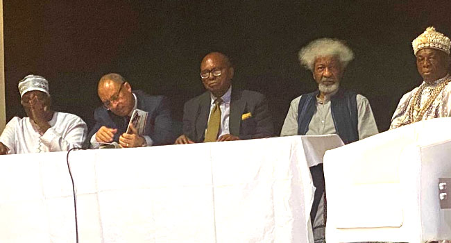 50 Years After Civil War: Soyinka, Utomi, Elder Statesmen Discuss Way Forward