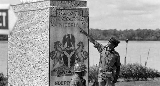 50 Years On, Nigeria Struggles With Memory Of Biafra War