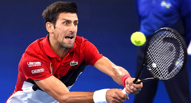 Djokovic Leads Serbia Into ATP Cup Final