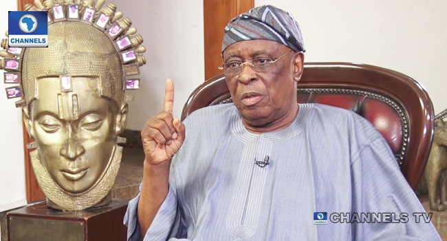 We Can Only Restructure Within The Current 'Imperfect' Constitution – Osoba