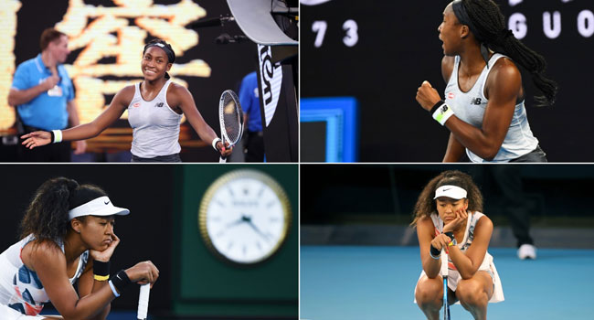 Coco Gauff, 15, Stuns Title-Holder Osaka At Australian Open