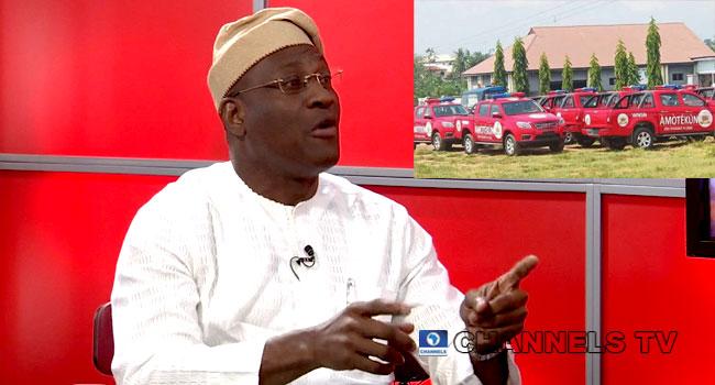 Amotekun: Southwest Governors To Formalise, Use 'Vigilante Groups', Says Owoseni