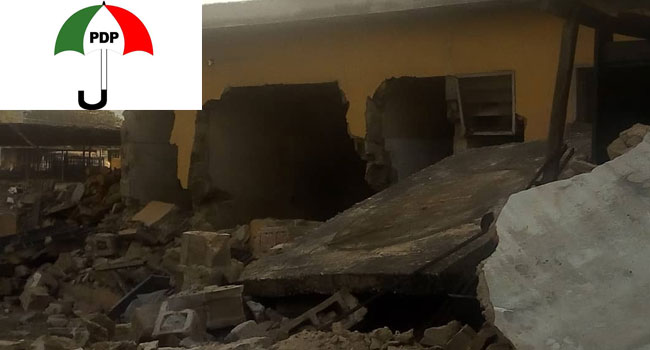 Demolition Of Saraki's Family House Is Wicked, Says PDP
