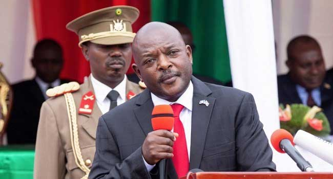 Burundi Approves Life Pension For Ex-Presidents Amid Poverty