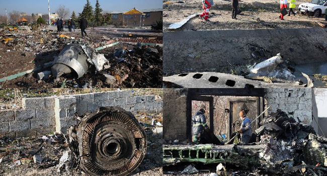 Planes Brought Down By Missiles Since 1973