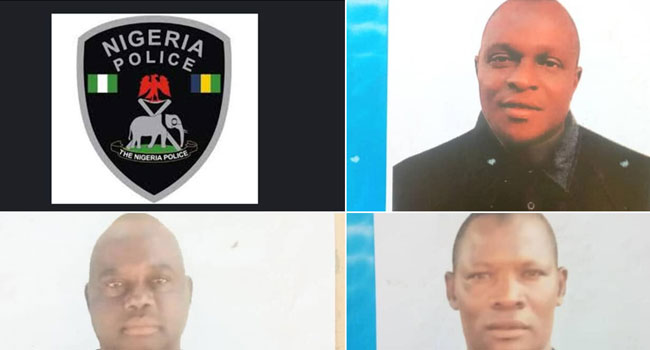 Police Mourn Officers Killed By Boko Haram In Borno
