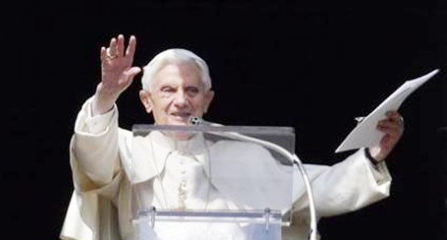 Ex-Pope Benedict Seeks Removal Of Name From 'Controversial' Celibacy Book