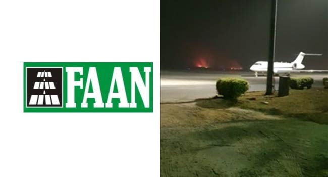 FAAN Re-Opens Port Harcourt Airport After Fire Outbreak