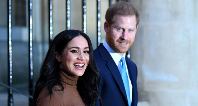 Harry, Meghan Quit Royal Front Line In Shock Move