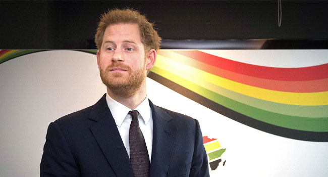 Prince Harry Joins $1.7bn US Counseling Startup