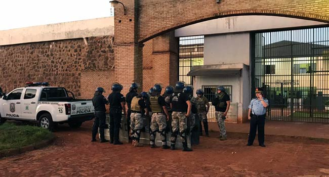 Nearly 80 'Highly Dangerous' Inmates Escape Paraguay Prison
