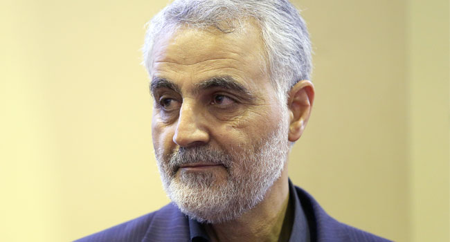 Iran Cancels Soleimani Ceremony In Tehran After Huge Turnout In Second City