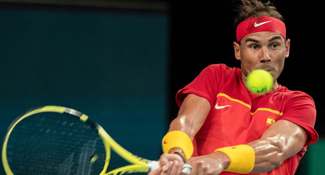 Nadal On Fire As Spain Crush Uruguay At ATP Cup