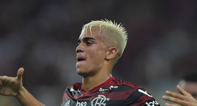 Real Madrid Complete Reinier's Move From Flamengo