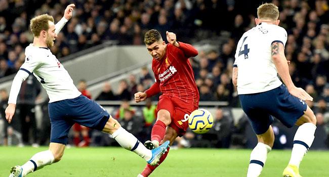 Firmino Stars As Liverpool Beat Tottenham