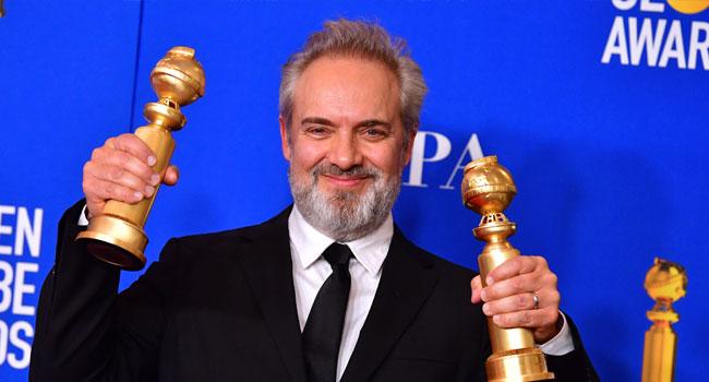 Sam Mendes Wins Golden Globes For Best Director