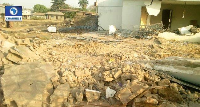 Kwara Govt Explains Why Saraki's Property Was Demolished