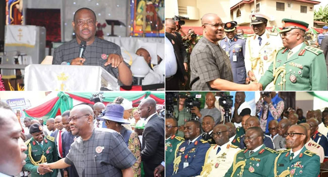 Heaven And Nigerians Will Never Honour Those Involved In Election Rigging – Wike
