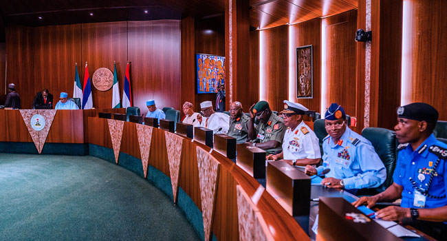 Planned Protest Against Service Chiefs Aimed At Embarrassing Buhari – Presidency