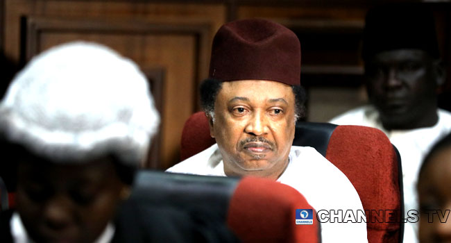 UPDATED: Shehu Sani Pleads Not Guilty To Bribery, Fraud Charges