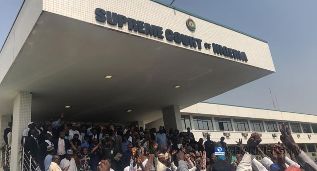 Supreme Court Adjourns Hearing Of Governorship Appeals For Six States