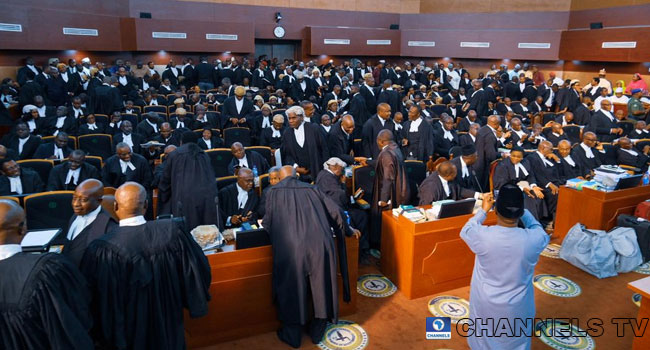 Supreme Court Dismisses Lyon And APC's Application For Lacking In Merit