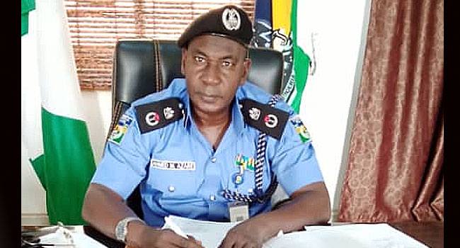 Taraba State Gets New Police Commissioner