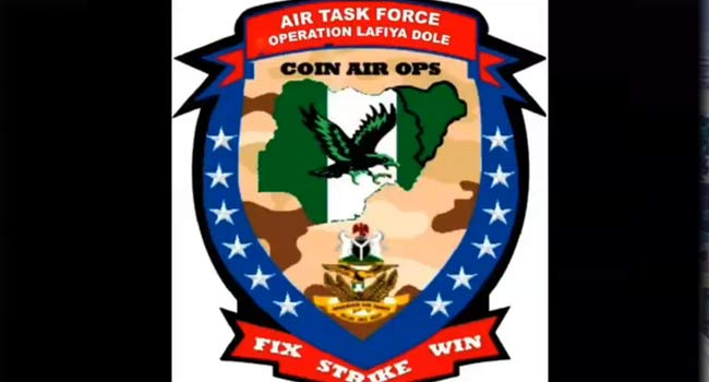 NAF Air Strikes Kills ISWAP Fighters, Destroys Portions Of Terrorists Headquarters