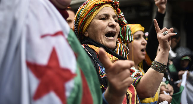 Algeria Plans To Ban 'Hate Speech'