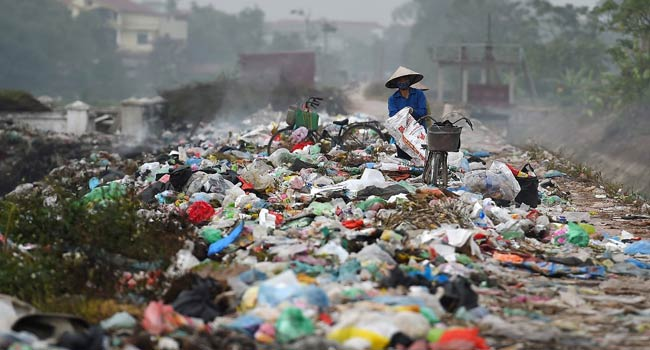 China Moves To Phase-Out Plastic Waste