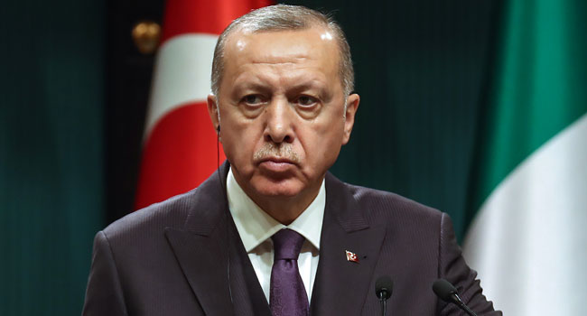 Turkey Condemns Bahrain, Israel Accord