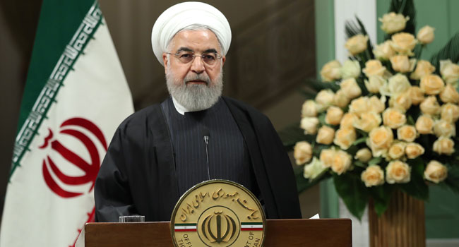 All Responsible For Air Disaster Will Be Punished, Says Iran President