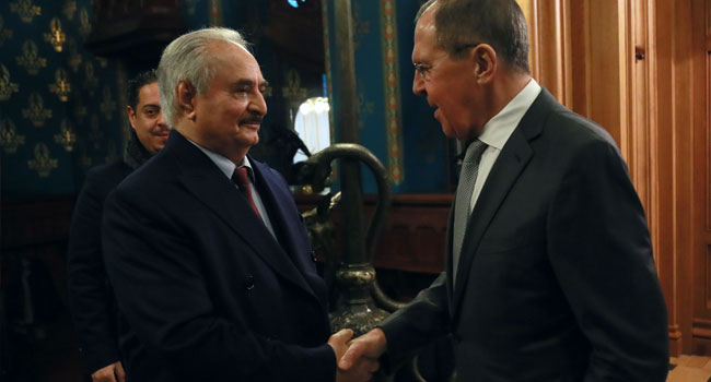 Libyan Commander Ready To Fight Turkish Forces If Peace Talks Fail