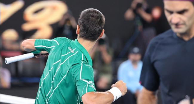 Djokovic Breezes Past Federer Into Australian Open Final