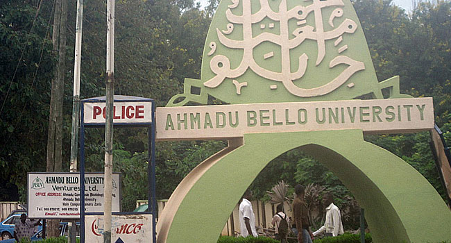 Gunmen Kidnap Daughter Of Former ABU VC In Zaria
