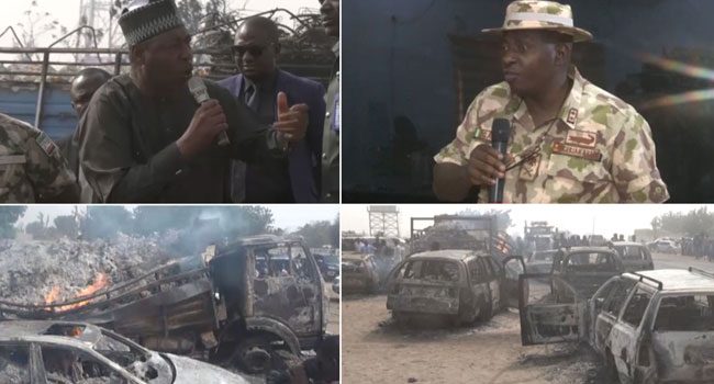 Borno Governor Blames Military For Attack On Travellers