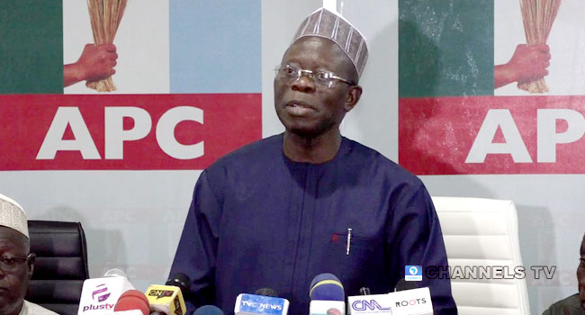 Bayelsa Election: INEC Has Appropriated Judicial Powers To Interpret Laws – Oshiomhole