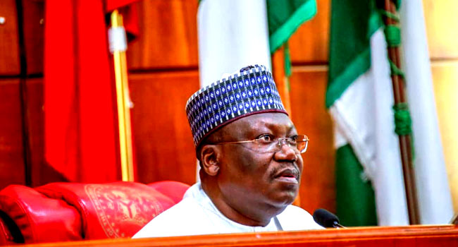 NASS Won't Pass Social Media Bill Without Nigerians' Input, Says Lawan