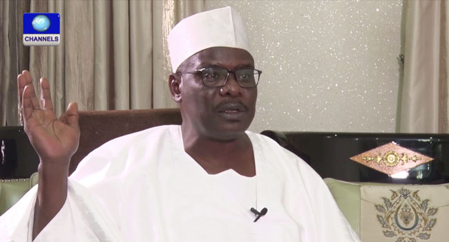 VIDEO: FG Not Doing Enough To End Insurgency, Says Ndume