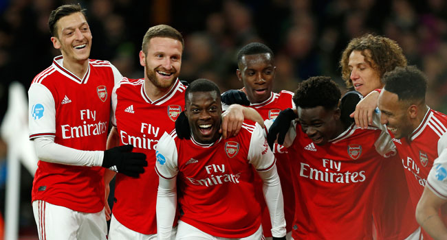 Arsenal Roar Back Into Champions League Contention After Newcastle Win