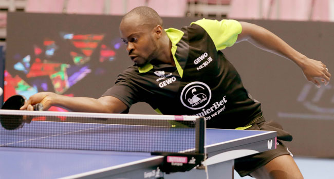 Table Tennis Chief Tips Aruna To Make Top Five At German Bundesliga