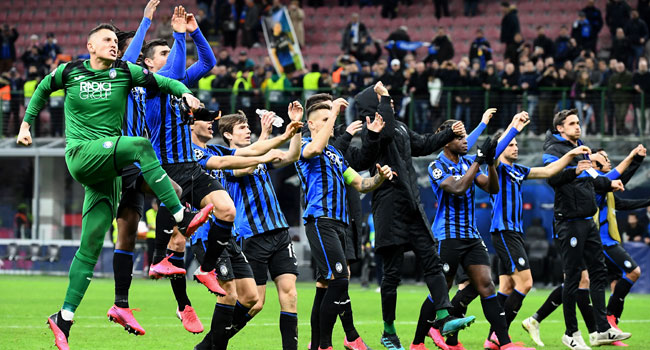 Four-Goal Atalanta Near Champions League Quarter-Final After Victory Against Valencia