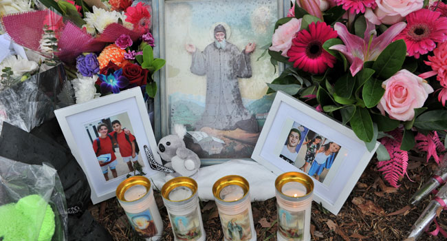 Four Children Killed By Drunken Driver In Australia