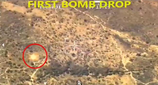 Airstrikes Destroy Boko Haram Logistics Facilities In Borno, Says NAF
